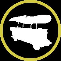 Home icon circle